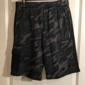 Boys Fleece Reebok Shorts